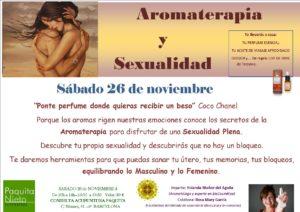 Aromaterapia-Sexualidad