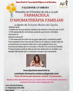 Botiquin aromaterapeutico familiar